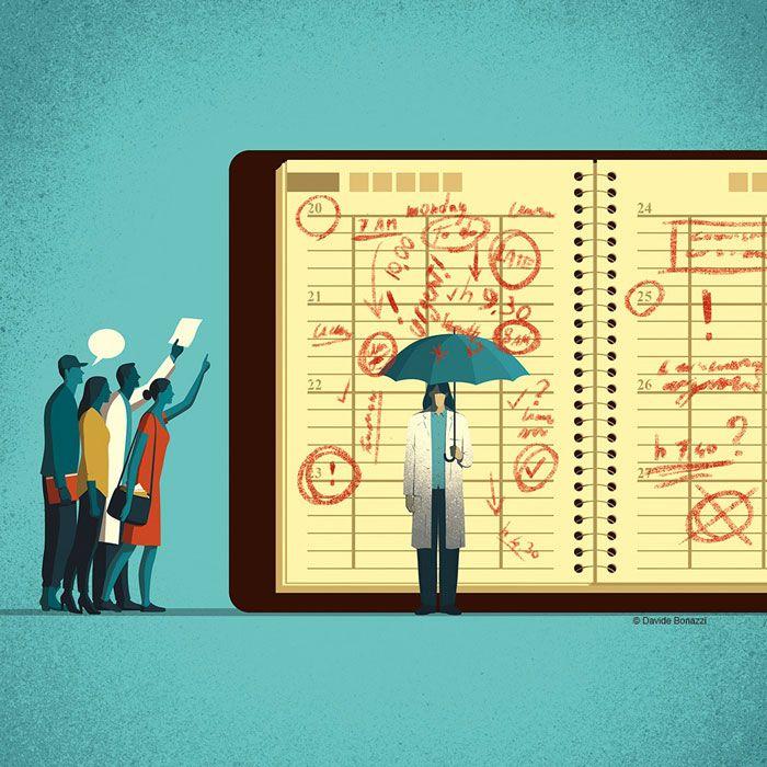 30 ilustrações digitais instigantes que expõem as falhas de nossa sociedade moderna 26