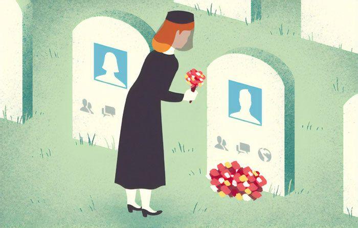 30 ilustrações digitais instigantes que expõem as falhas de nossa sociedade moderna 30