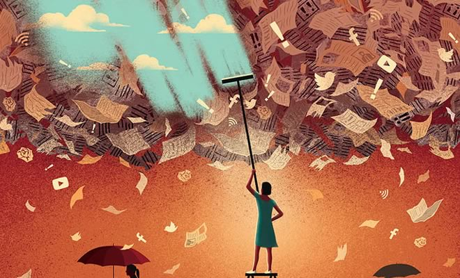30 ilustrações digitais instigantes que expõem as falhas de nossa sociedade moderna 1
