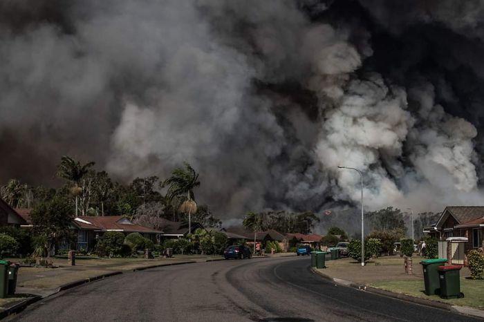 36 imagens que mostram os horrores dos incêndios na Austrália 6