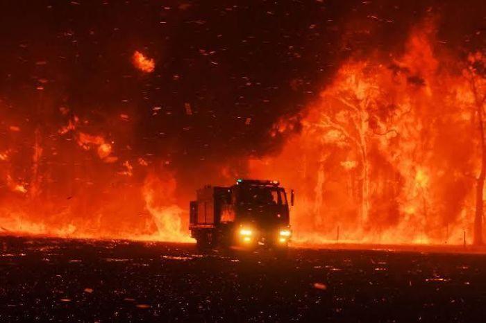 36 imagens que mostram os horrores dos incêndios na Austrália 10