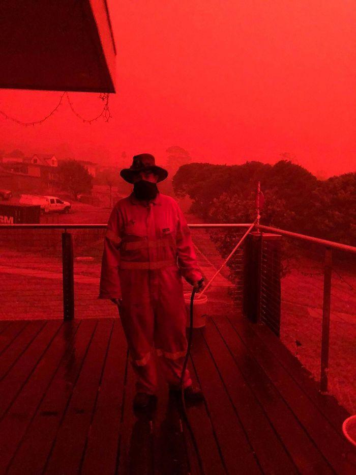 36 imagens que mostram os horrores dos incêndios na Austrália 12