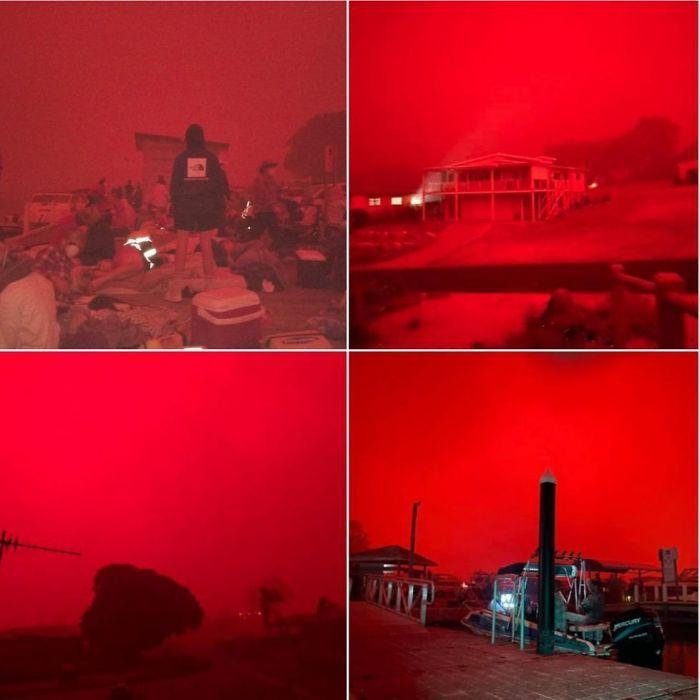 36 imagens que mostram os horrores dos incêndios na Austrália 15