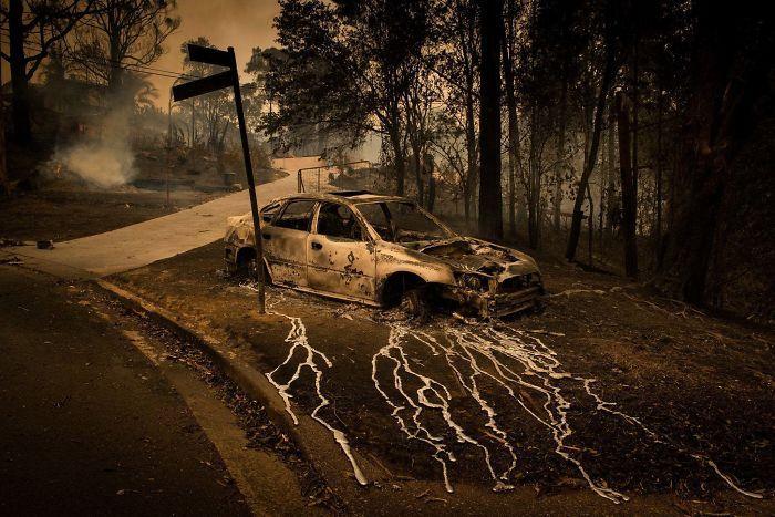 36 imagens que mostram os horrores dos incêndios na Austrália 17