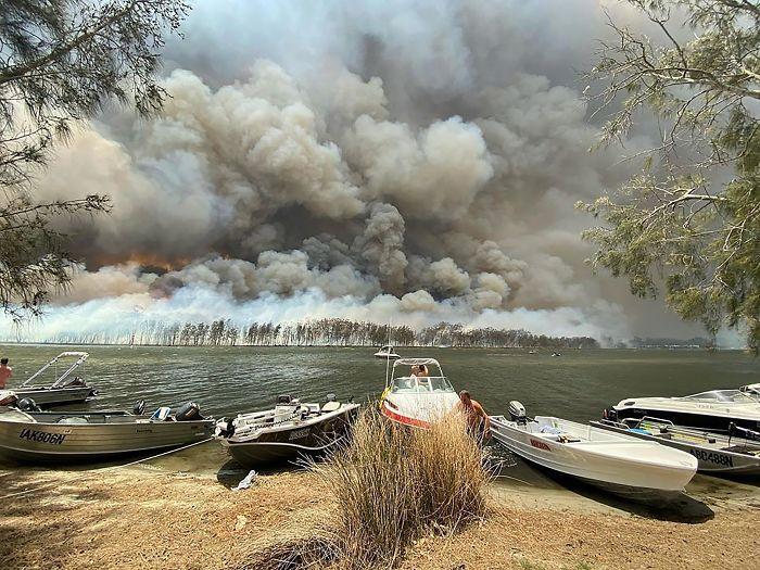 36 imagens que mostram os horrores dos incêndios na Austrália 25