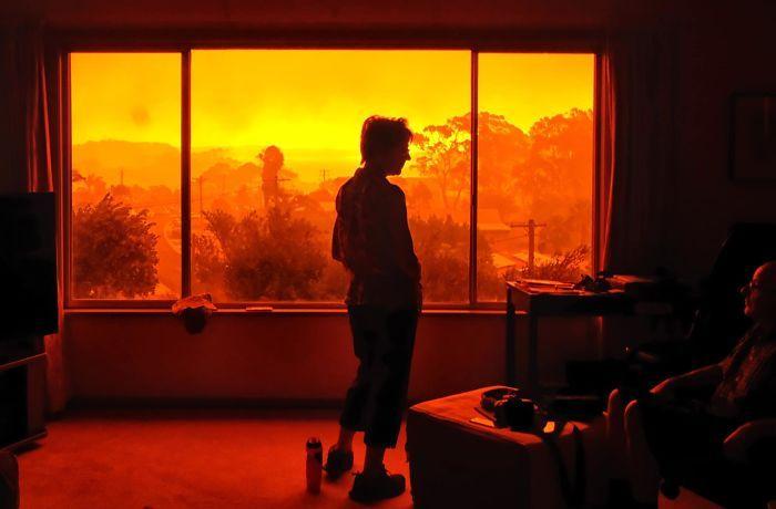 36 imagens que mostram os horrores dos incêndios na Austrália 27