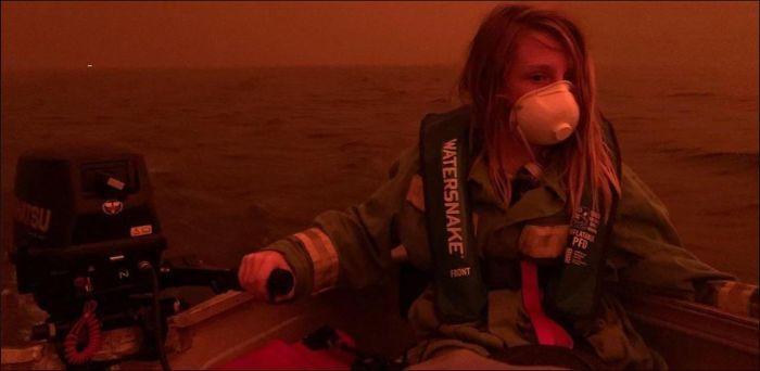 36 imagens que mostram os horrores dos incêndios na Austrália 29