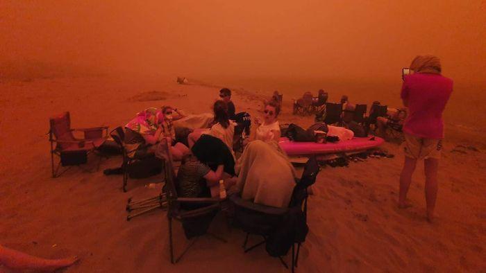 36 imagens que mostram os horrores dos incêndios na Austrália 30