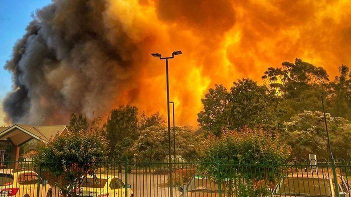 36 imagens que mostram os horrores dos incêndios na Austrália 31