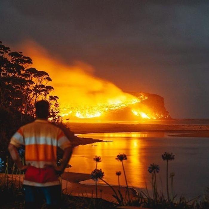 36 imagens que mostram os horrores dos incêndios na Austrália 36