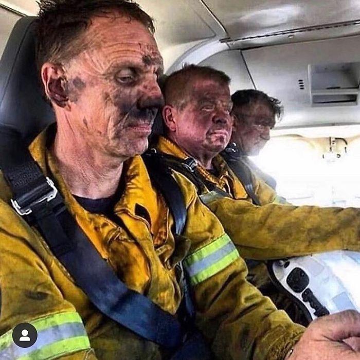 36 imagens que mostram os horrores dos incêndios na Austrália 37