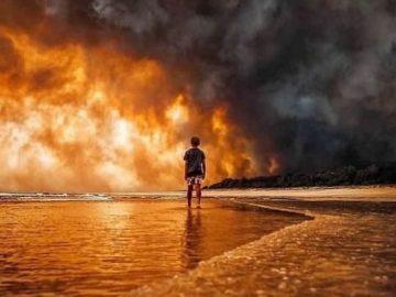36 imagens que mostram os horrores dos incêndios na Austrália 5