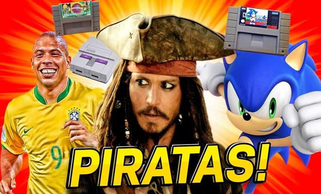 Jogos da sua infância que eram piratas e você não sabia 1