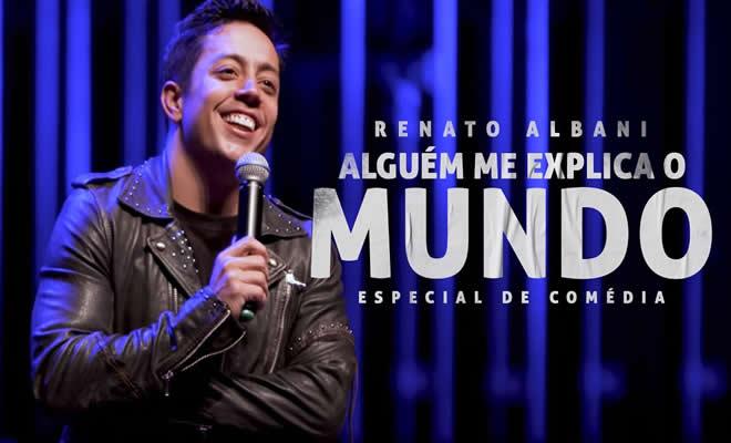 Renato Albani - Alguém Me Explica O Mundo 1