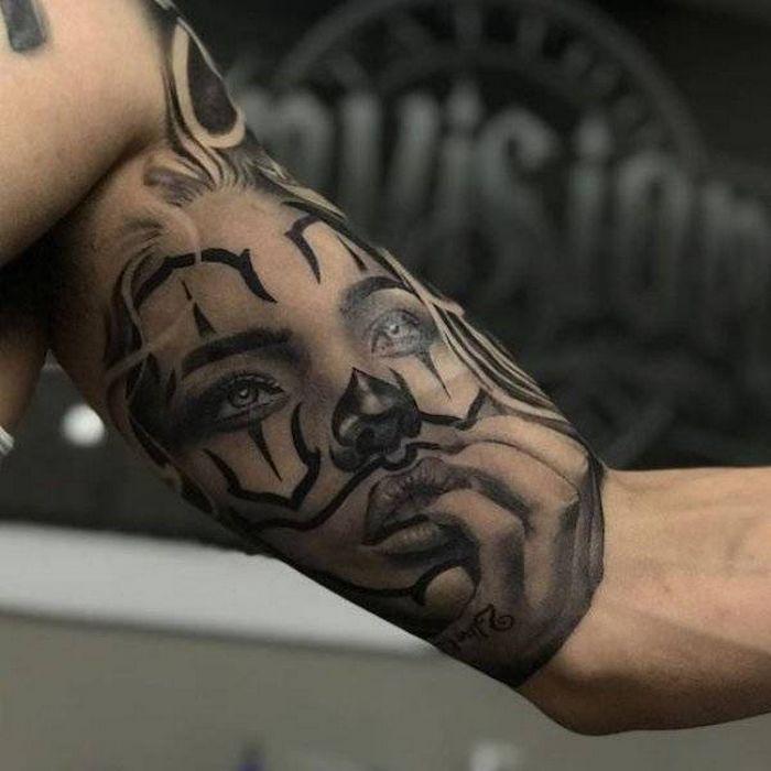37 tatuagens hiper realistas que quase parecem vivas 6