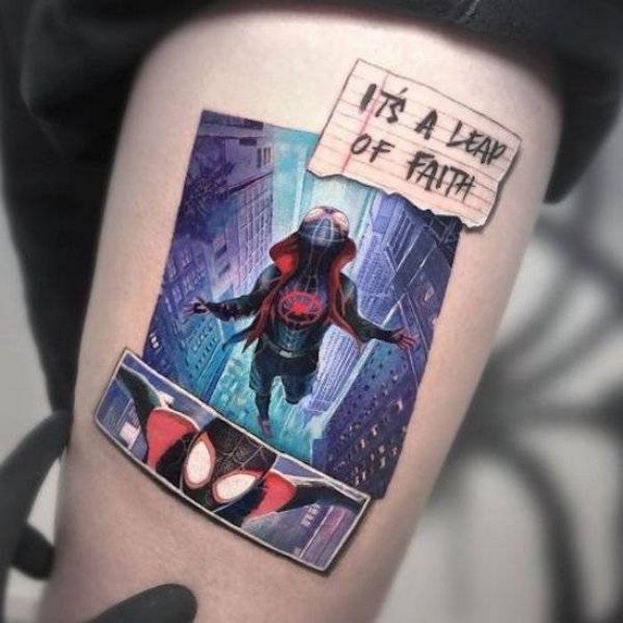 37 tatuagens hiper realistas que quase parecem vivas 14
