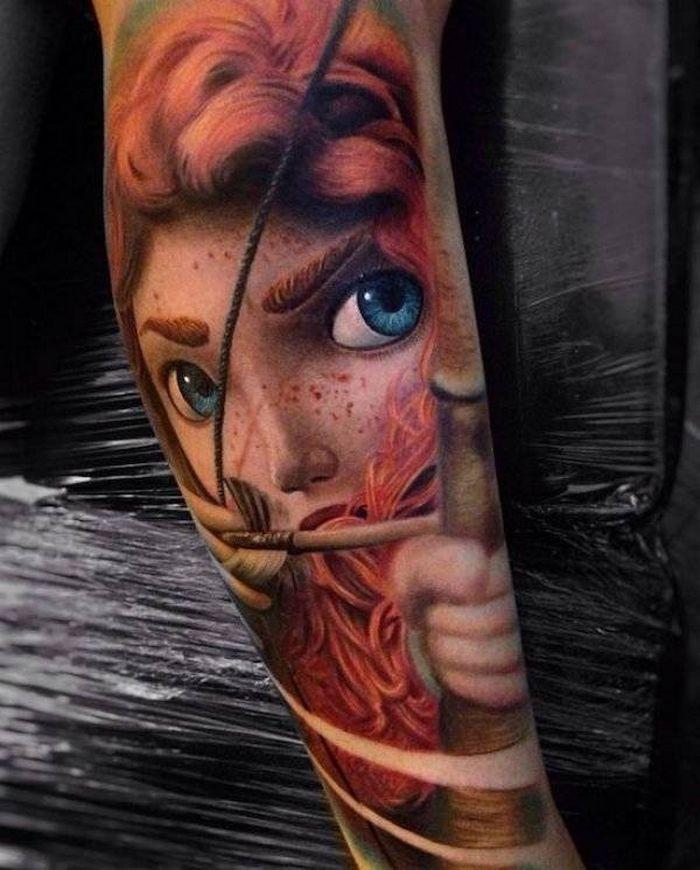 37 tatuagens hiper realistas que quase parecem vivas 30