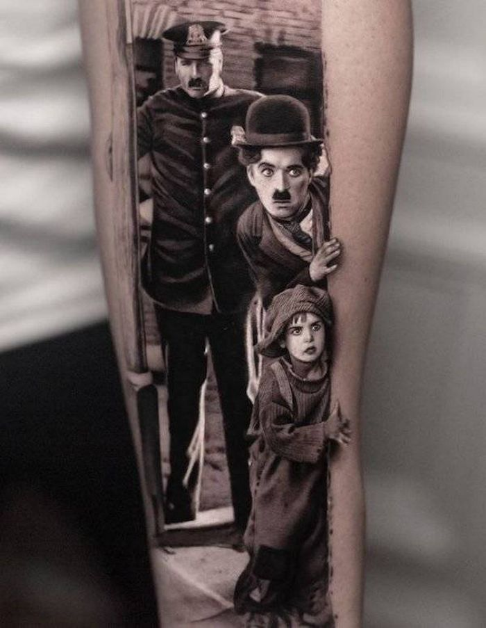 37 tatuagens hiper realistas que quase parecem vivas 32