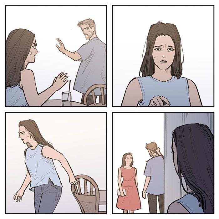 A historia por trás do meme do namorado distraído 5