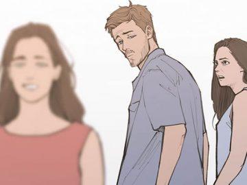A historia por trás do meme do namorado distraído 4