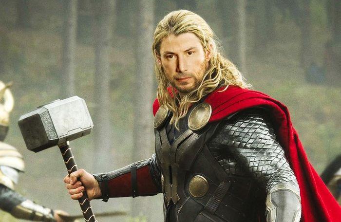 Como seria Keanu Reeves interpretando personagens em outros filmes de super-heróis (20 fotos) 6