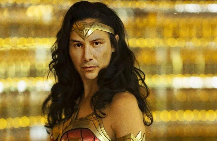 Como seria Keanu Reeves interpretando personagens em outros filmes de super-heróis (20 fotos) 8