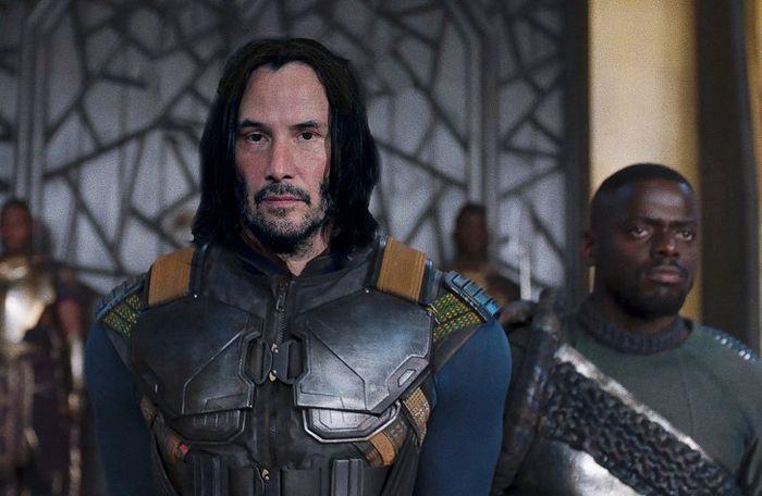 Como seria Keanu Reeves interpretando personagens em outros filmes de super-heróis (20 fotos) 10