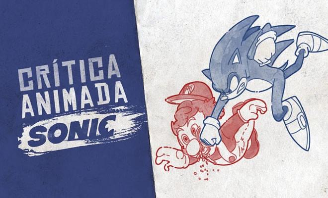 Crítica animada: Sonic 2
