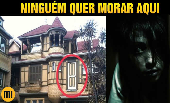 Ninguém quer morar nessa mansão e você precisa saber o motivo 1