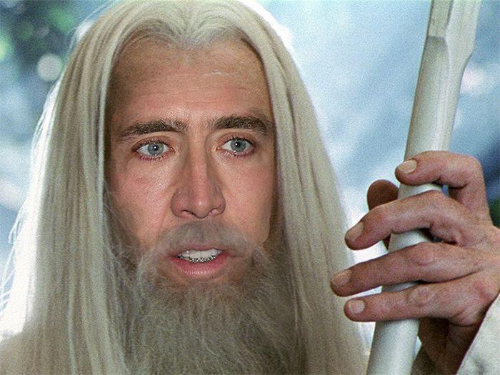 Nicolas Cage em todos os lugares (22 fotos) 3