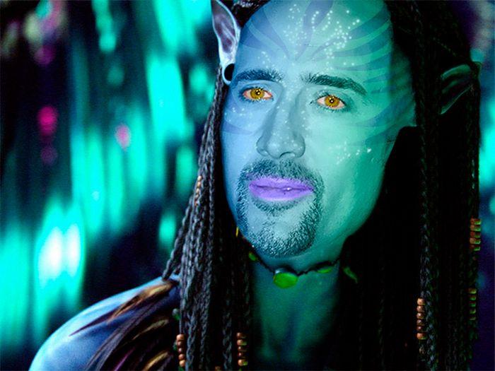 Nicolas Cage em todos os lugares (22 fotos) 21