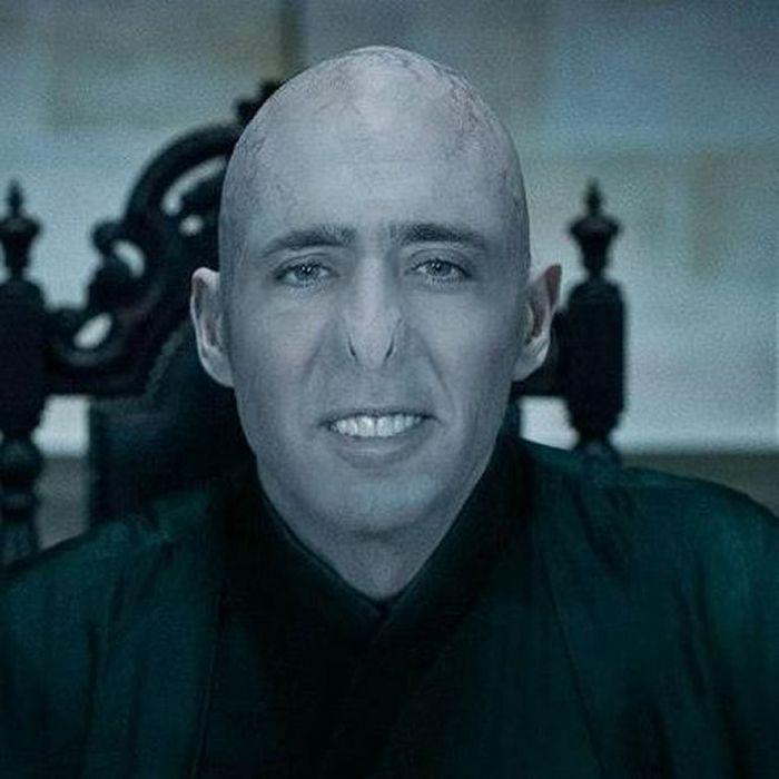 Nicolas Cage em todos os lugares (22 fotos) 24