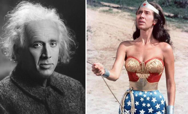 Nicolas Cage em todos os lugares (22 fotos) 1