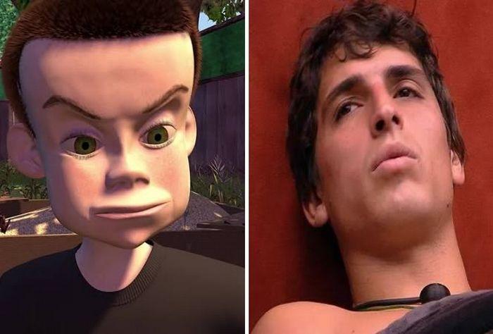 Os membros do Big Brother Brasil 20 são personagens da Disney 8