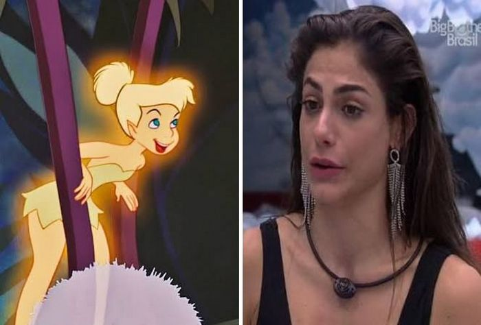Os membros do Big Brother Brasil 20 são personagens da Disney 15