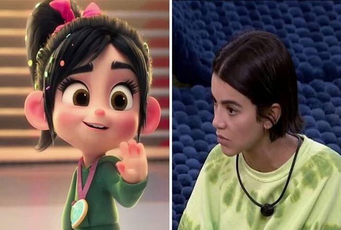Os membros do Big Brother Brasil 20 são personagens da Disney 16