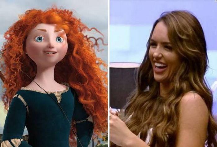 Os membros do Big Brother Brasil 20 são personagens da Disney 17