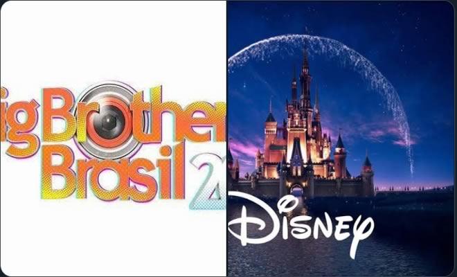 Os membros do Big Brother Brasil 20 são personagens da Disney 1