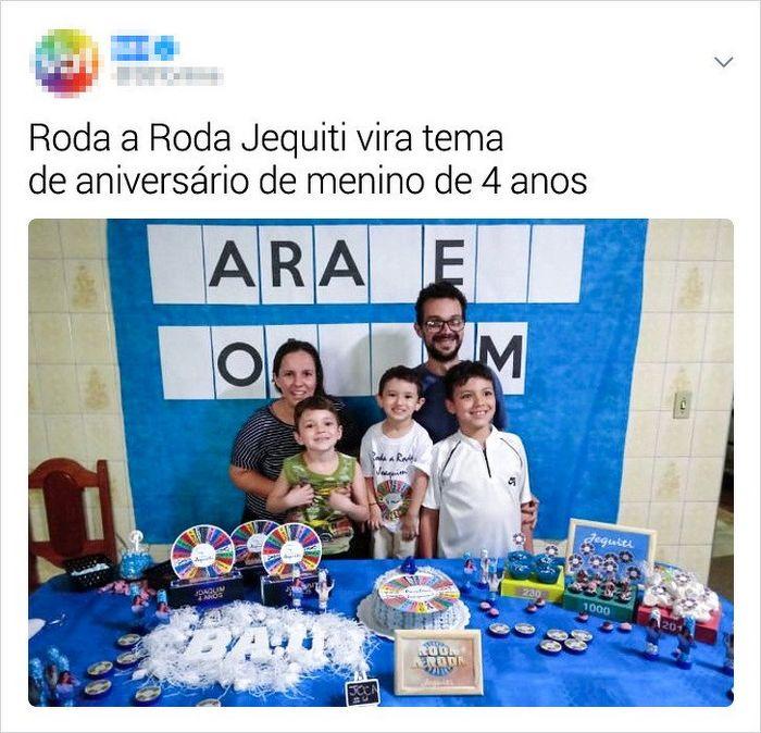 22 temas de aniversários que comprova que o brasileiro não tem limite 10