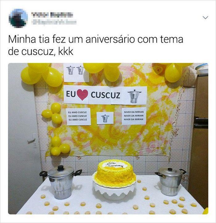 22 temas de aniversários que comprova que o brasileiro não tem limite 18