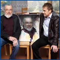 A fabulosa arte a óleo realista da pintora Damian Lechoszest