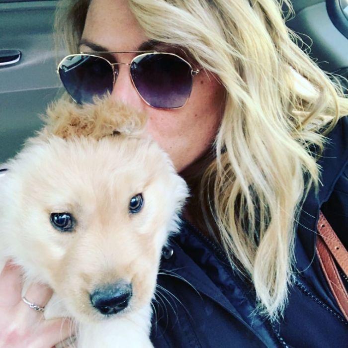 """Conheça Rae, o """"cão unicórnio"""" com uma orelha no meio da cabeça (17 fotos) 4"""