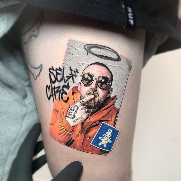42 dos melhores trabalhos do tatuador Kozo Tattoo 2