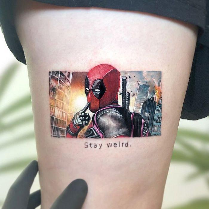 42 dos melhores trabalhos do tatuador Kozo Tattoo 4