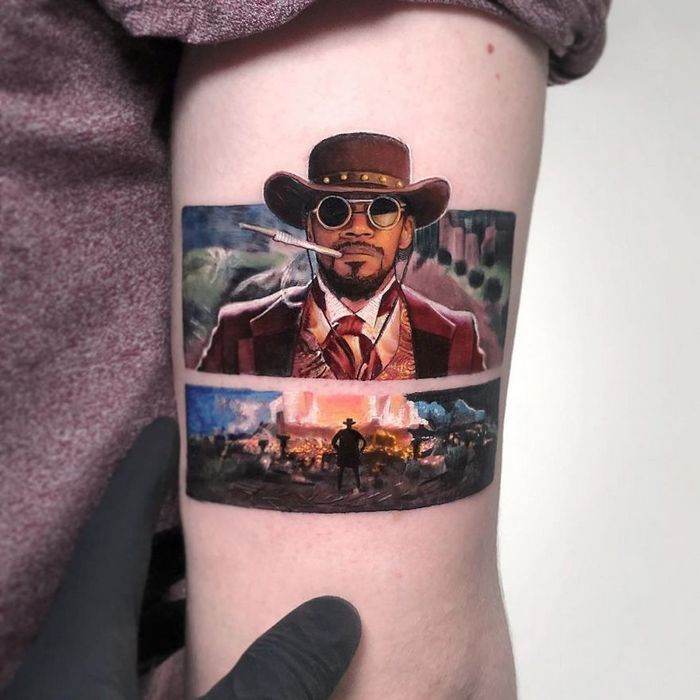 42 dos melhores trabalhos do tatuador Kozo Tattoo 5