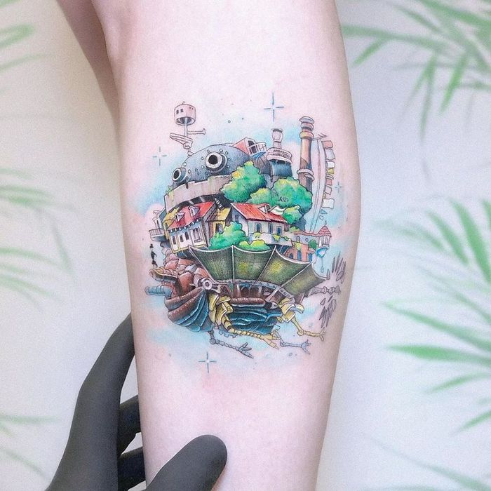 42 dos melhores trabalhos do tatuador Kozo Tattoo 7