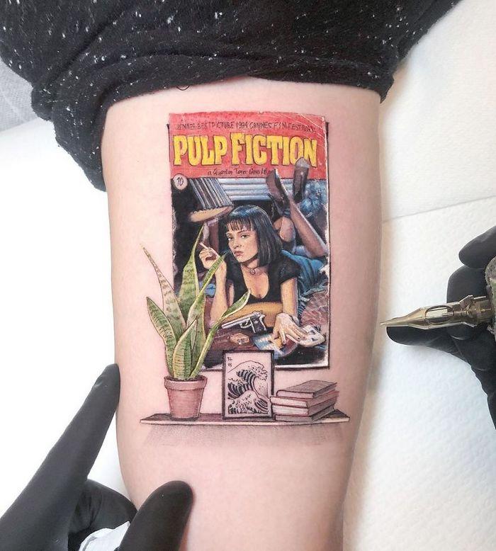 42 dos melhores trabalhos do tatuador Kozo Tattoo 10