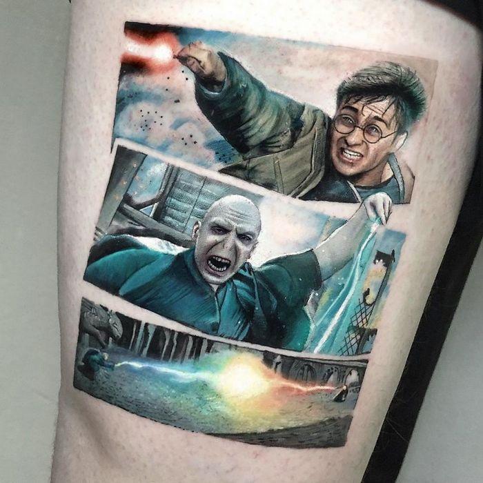 42 dos melhores trabalhos do tatuador Kozo Tattoo 20