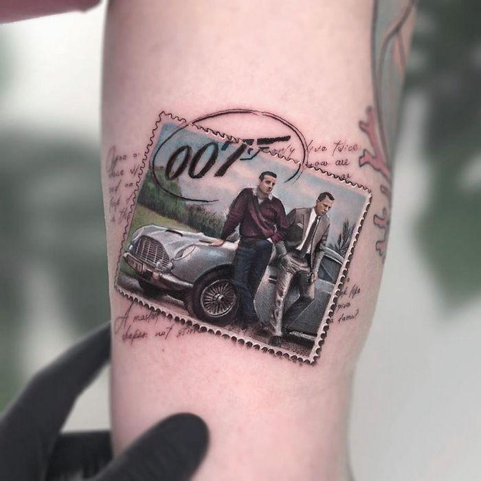 42 dos melhores trabalhos do tatuador Kozo Tattoo 30