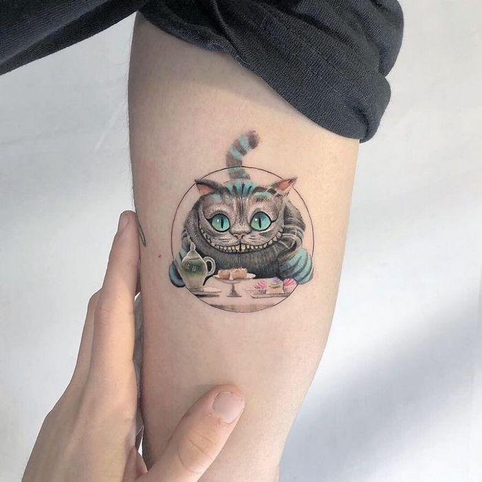 42 dos melhores trabalhos do tatuador Kozo Tattoo 37